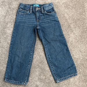 Old Navy Loose Fit Jeans Boys Size 5